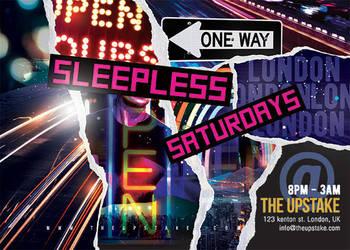 Club Party Night Flyer by n2n44