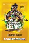 Tanbou Lezans Festival - official flyer by n2n44