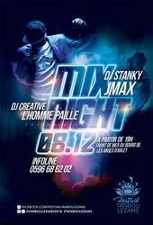 mix night flyer by n2n44