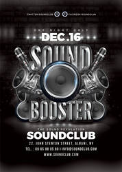 Sound Booster Night Party by n2n44