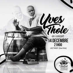 Yves Thole Promotional Flyer by n2n44