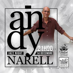 Andy Narell Flyer Tanbou Lezans by n2n44
