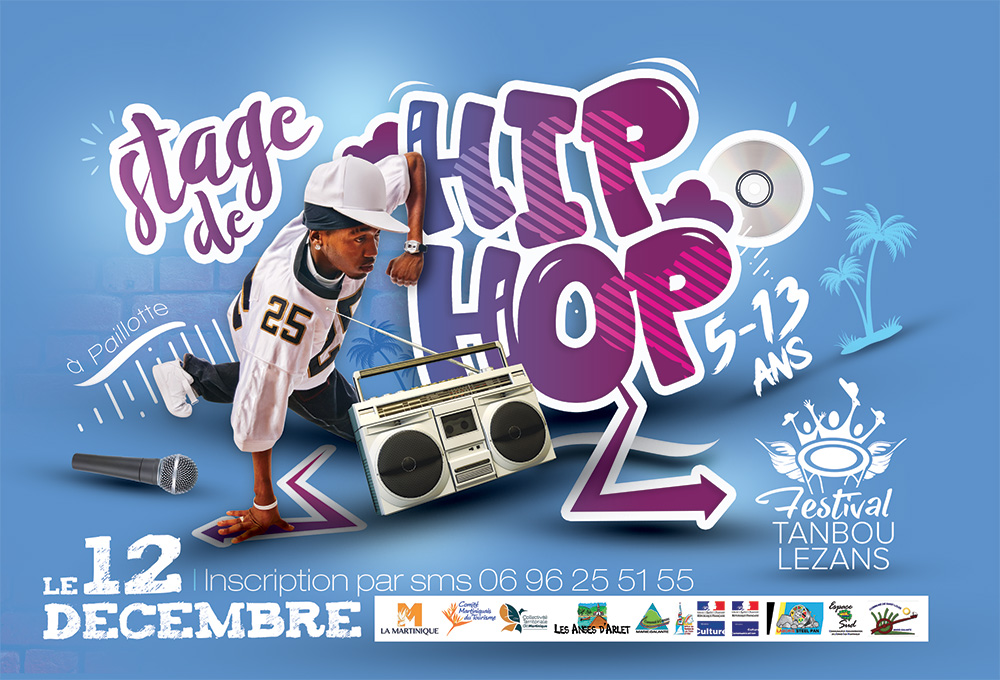 Hip Hop School in Tanbou Lezans Festival by n2n44