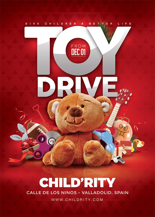 Christmas Toy Drive by n2n44