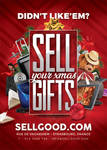 Sell Christmas Gifts Flyer by n2n44