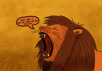 Lion by Cooper17