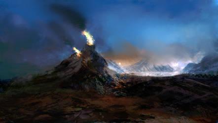 Serevinarium: Lost Field by m7stone