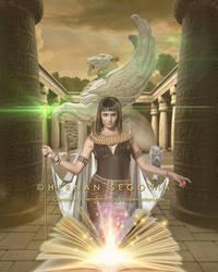 Cleopatra by HernanFotografias