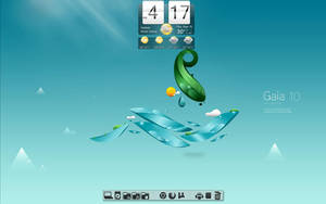HTC clock+weather forecast by abu46