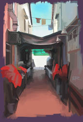 Asian street by no-agents