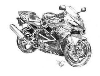 Motorcycle by jo321
