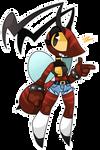 Carmen the Wasp by DoodToon
