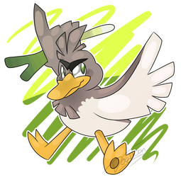 here have a duck by DoodToon