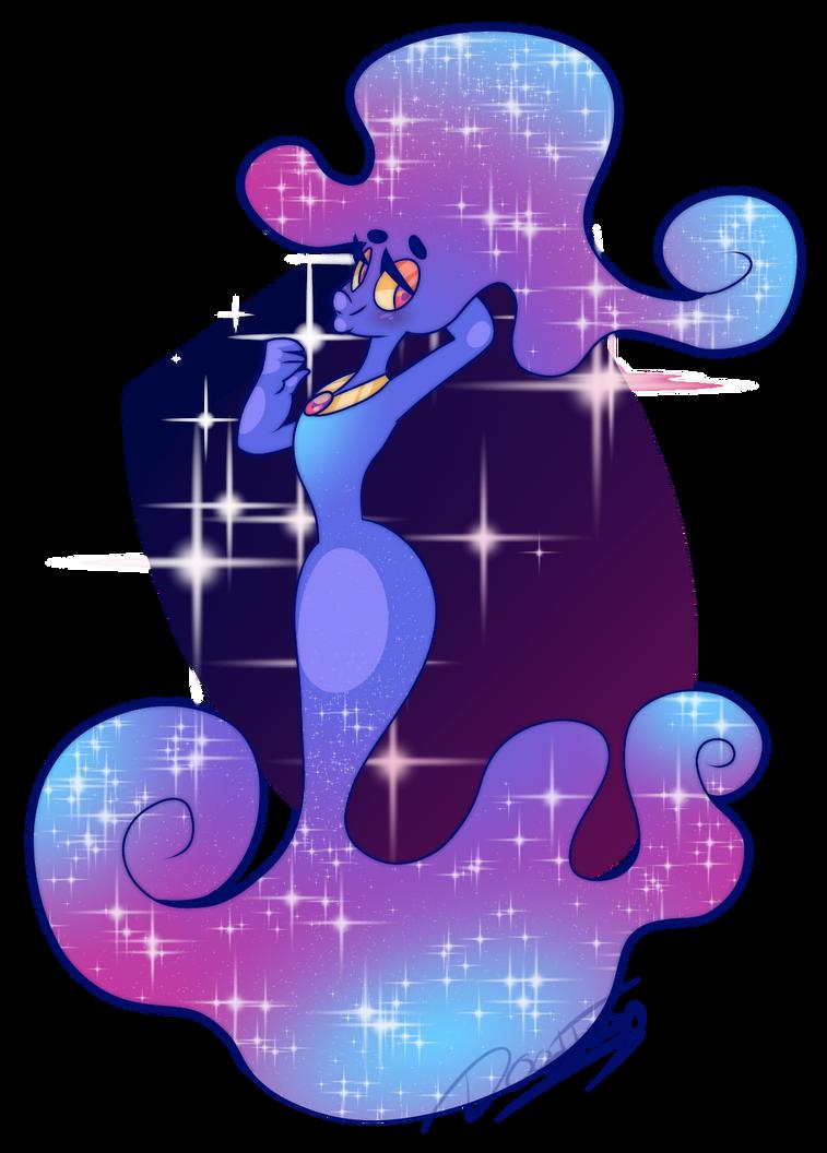 Wonder Goddess by DoodToon