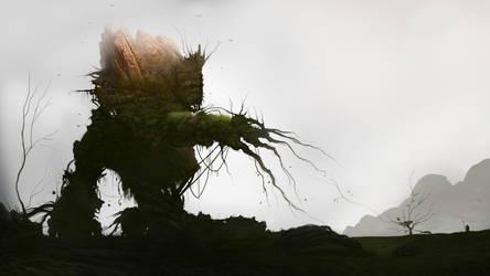Swamp by Gilgamezh001