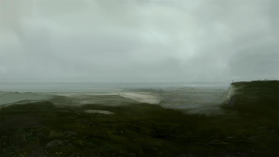 Landscape by Gilgamezh001