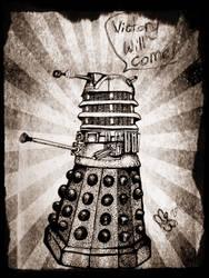 Kreator Dalek by Minda-Mouse
