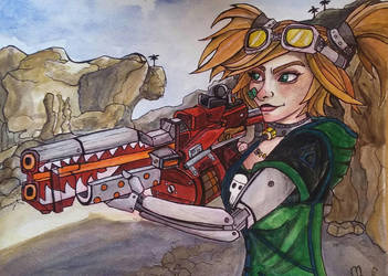 Gaige by Minda-Mouse