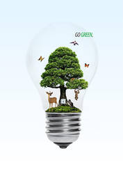 Go green by onestepfromheaven