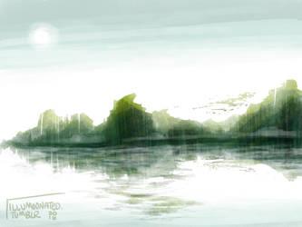Swamplands by LittleMsArtsy