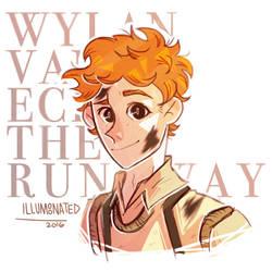 Wylan Van Eck by LittleMsArtsy