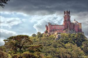 Palace of Pena color version by Jack-Nobre