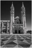 Jeronimos Monastery 2 by Jack-Nobre
