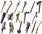 weapon by andreiha