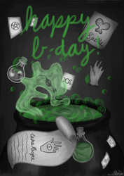 A Bewitched Birthday by Levelexle