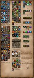 Icons of Mr.Goblin by Mr-Goblin