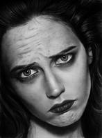 Eva Green by Valontine