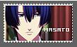 Masato Stamp by SaintSeiya-Sanctuary