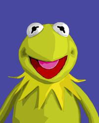 Kermit by -moonlit-
