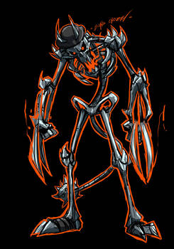 Toon-Eyes (Anime Redesign) Sabrerine911 by TheUnisonReturns