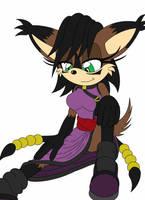 Nicole the AI of the Kingdom o by DarkHedgehog23