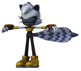 Tangle the Lemur model Updated download now by DarkHedgehog23