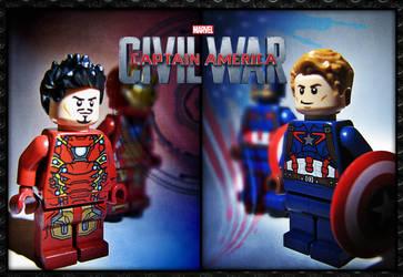 Civil War by guyver