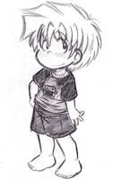 Takumi rocking that Domo by Neloku