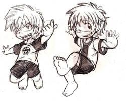 A cute picture by Neloku