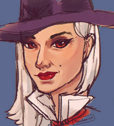 Ashe by Labyriinthus