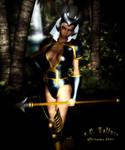 Warrior Caste by GoddessComplex