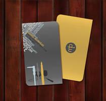 my business card by daniel-muir