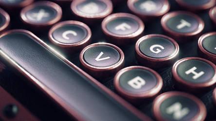 Retro keyboard by AbdouBouam