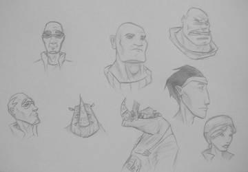 TrainingSheet-Faces by Alexa-B by bgeclub
