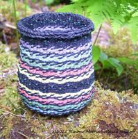 Alaska Calypso Basket by alaskabaskets