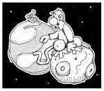 Stupid Monkeys - Concept Art by chewedmelon