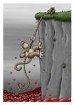 The Long Climb - 1 by chewedmelon