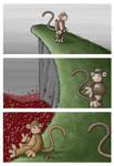 The Long Climb - 3 by chewedmelon