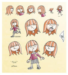 Mais Character Sheet by chewedmelon