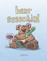 Bear Essential by chewedmelon